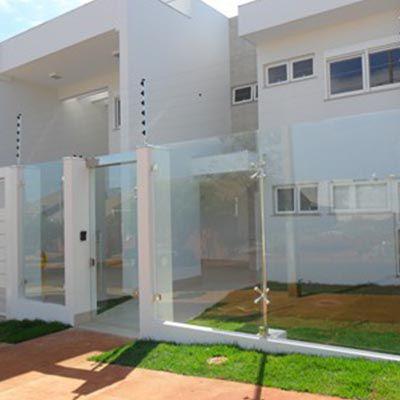 Muro de vidro na Saúde